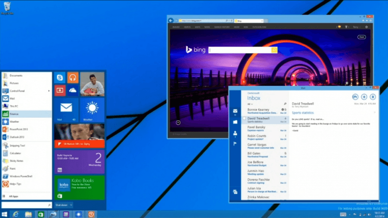 windows update start menu microsoft windows 8 start windows 8.1 update 1 build 2014