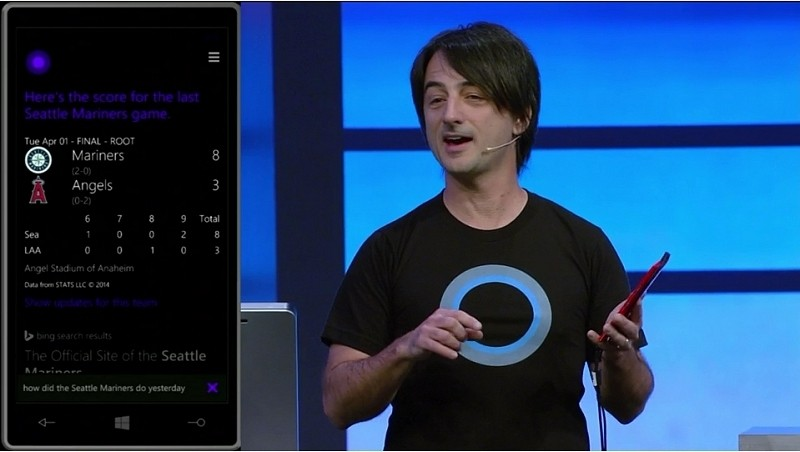microsoft cortana windows phone personal assistant
