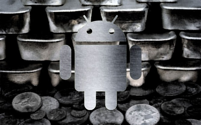 report android silver google premium user experience
