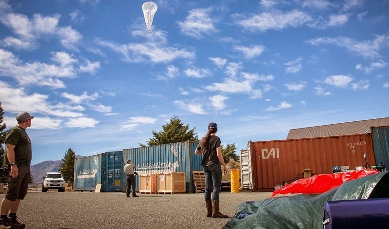 google, internet, google x, project loon, balloon, internet connection, hot air balloon