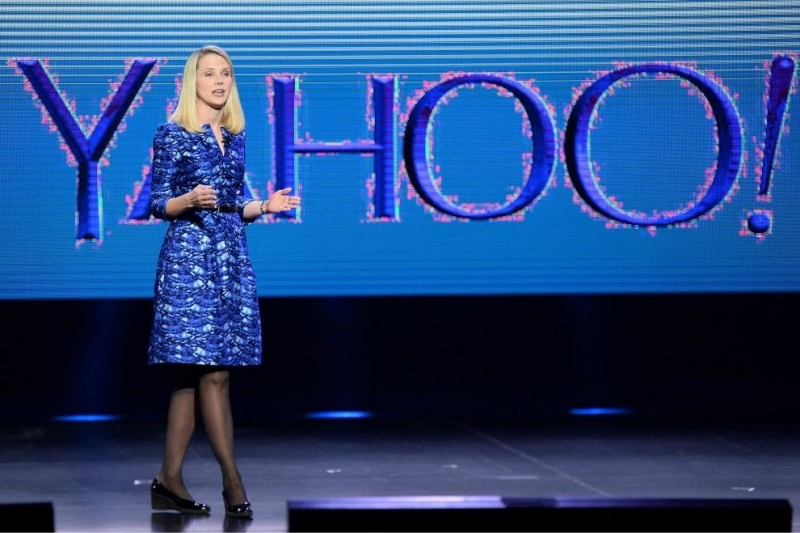 microsoft, yahoo, netflix, wsj, marissa mayer, tv shows, original programming
