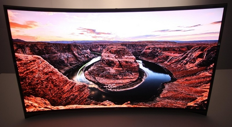 lcd, oled, tv, televisions, curved tv, 4k ultra hd