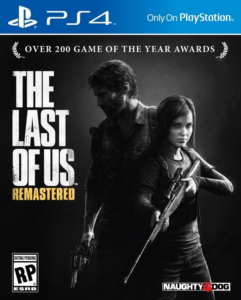 remastered revealed ps4 the last of us remastered