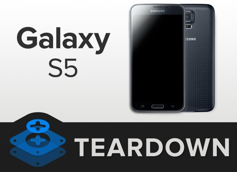 samsung, teardown, ifixit, galaxy s5, repairability score