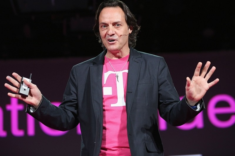 t-mobile, ceo, uncarrier, john legere