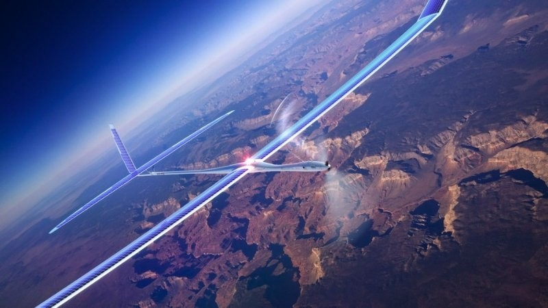 google, facebook, internet, drone, project loon, titan aerospace
