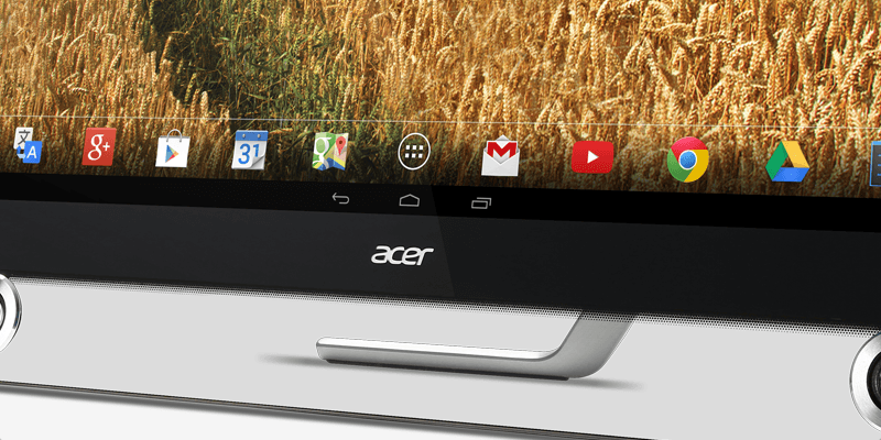 acer, android, all-in-one