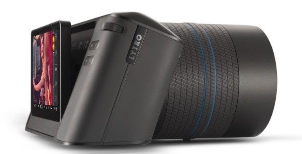 lytro illum camera light field