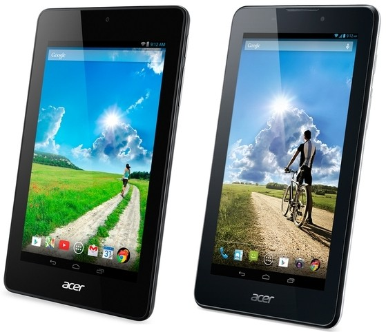 acer, iconia, tablet, slate