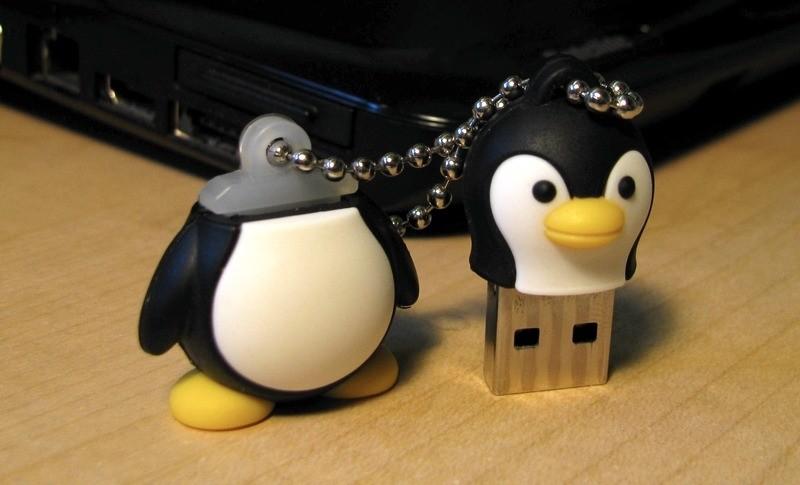 usb, linux, tech tip