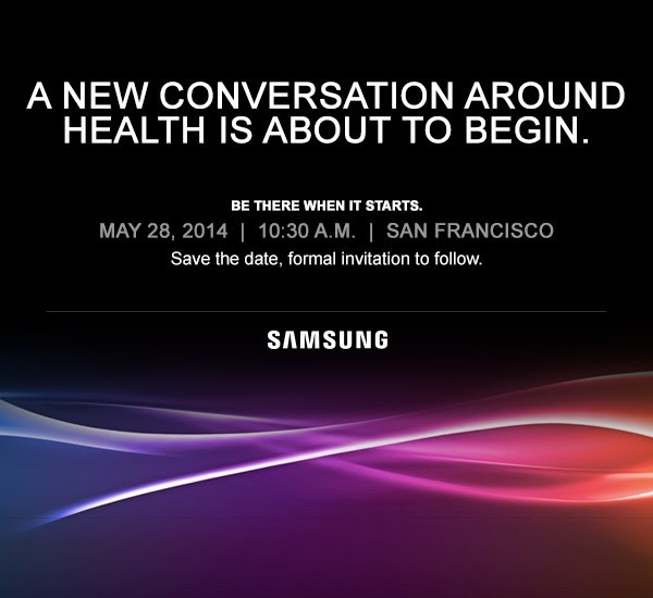 samsung event invitations