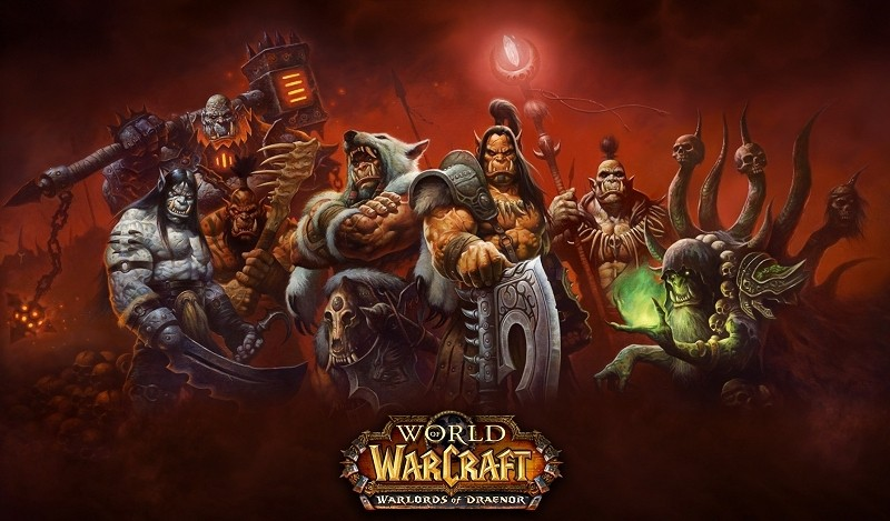 wow, world of warcraft, pre-order, warlords of draenor