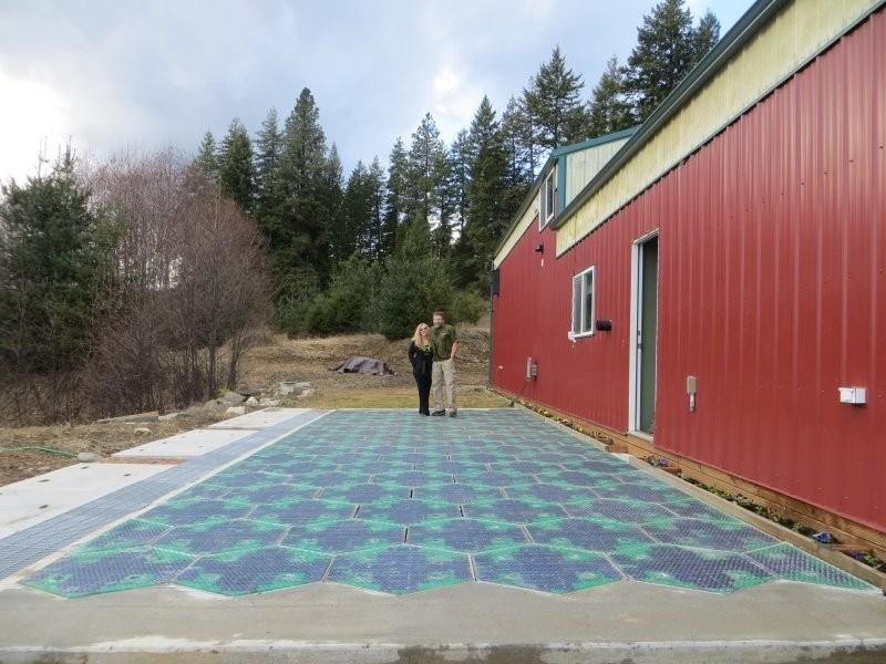 crowdfunding, solar panels, indiegogo, modular