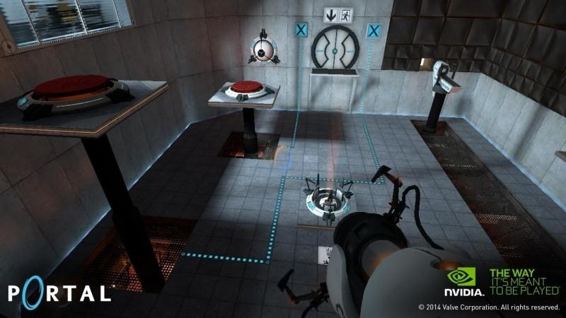 android, valve, portal, nvidia, gaming, tegra 4, shield, half life 2