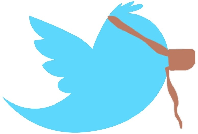 twitter, social network, mute