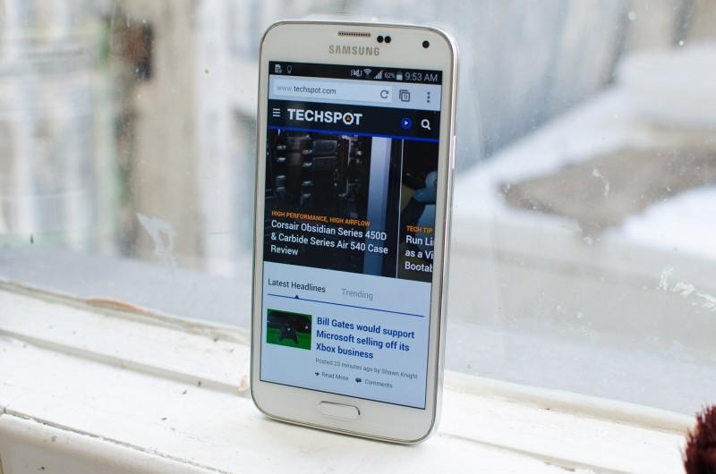 samsung, smartphone, handsets, sales, galaxy s5