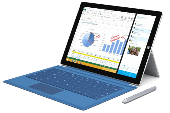microsoft surface pro tablet microsoft surface surface pro 3