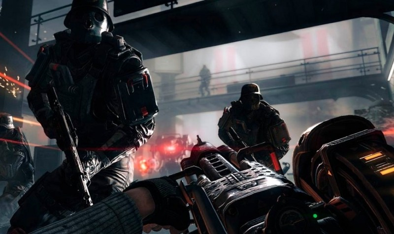 review, wolfenstein, wolfenstein the new order