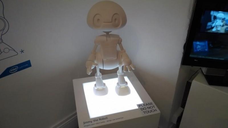 intel, robot, edison