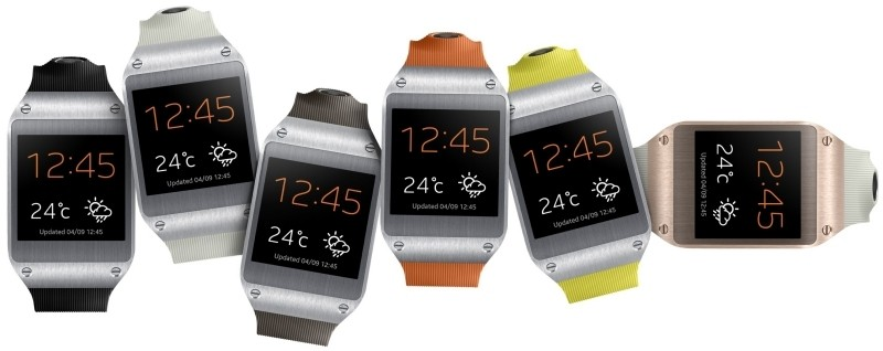 android, samsung, tizen, smartwatch, galaxy gear