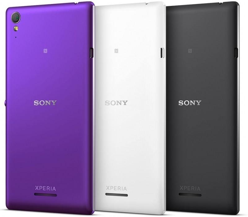 sony xperia t3 smartphone midrange