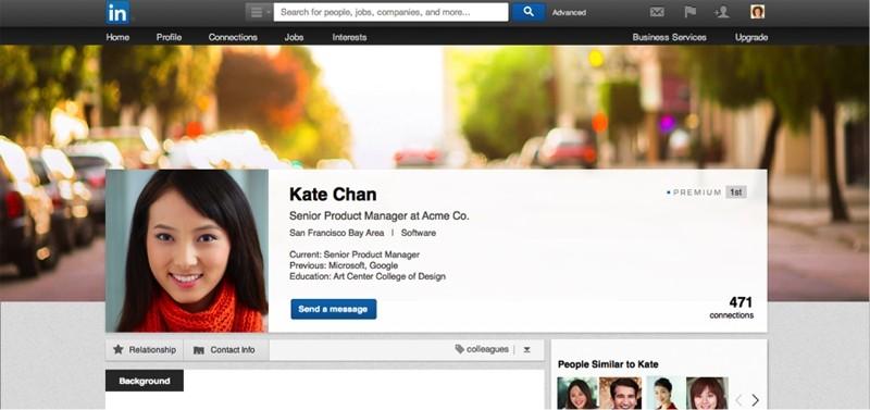 facebook, twitter, linkedin, social network, premium, profile, subscribers