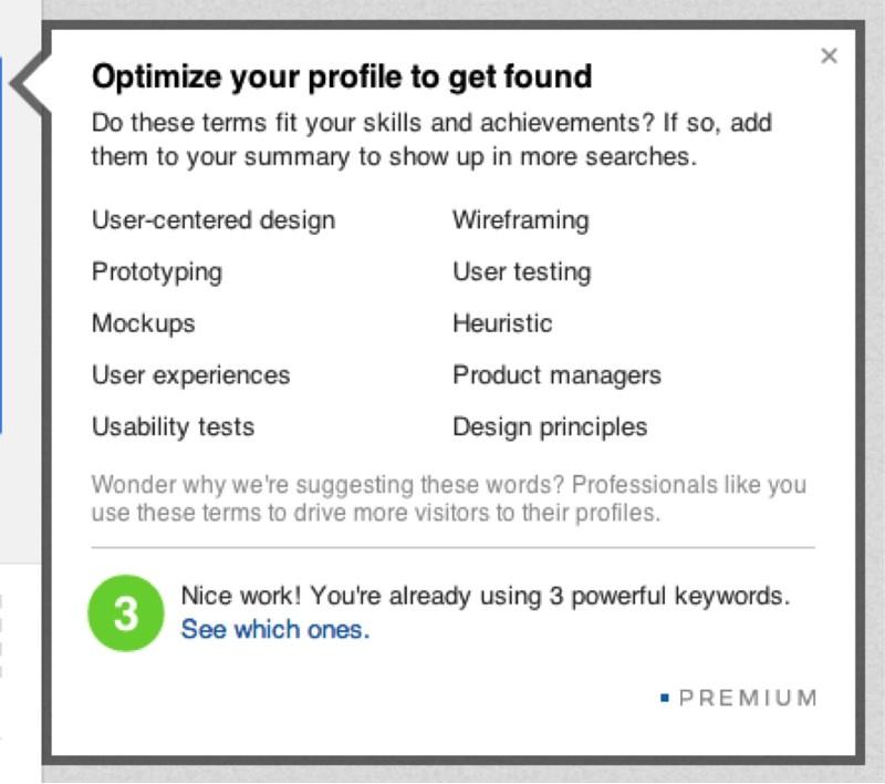 linkedin updates premium profiles facebook