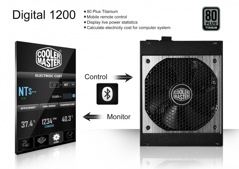 cooler master psu computex power supply cases computex 2014