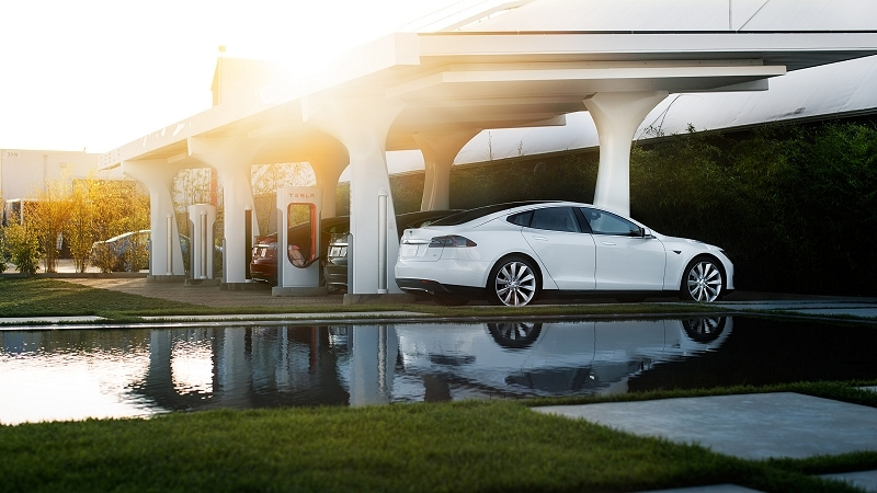 tesla, electric car, supercharger, elon musk, ev charger