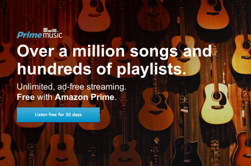 amazon, amazon prime, music streaming, universal music group
