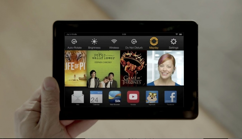 amazon, customer service, kindle fire hdx