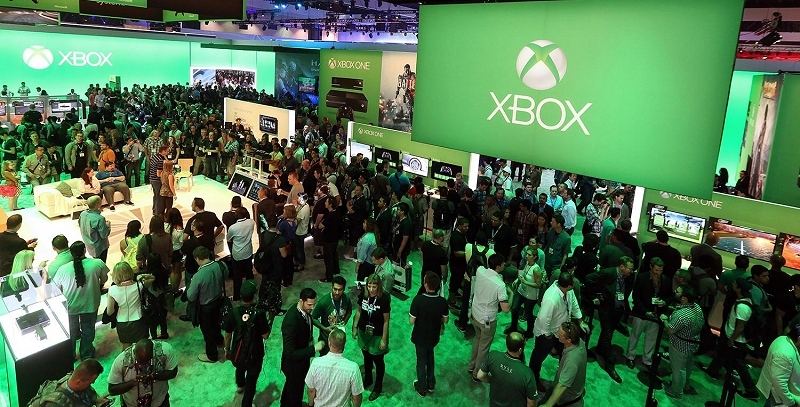 microsoft, windows, xbox, gaming, e3, pc gaming, trade show, e3 2014