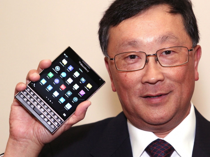 blackberry, smartphone, leak, john chen, blackberry passport