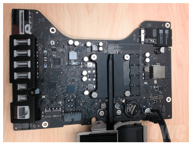 teardown apple imac 8gb