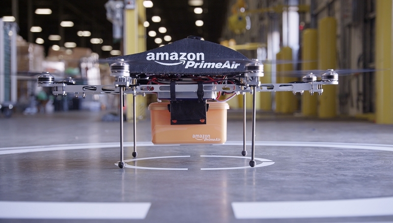 amazon, ups, faa, delivery, drones, amazon prime air