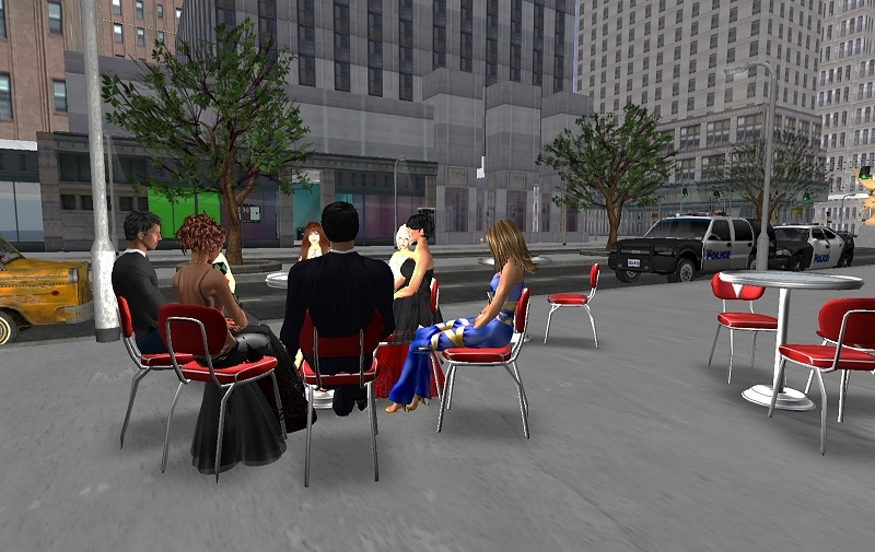 gaming, online, second life, virtual world
