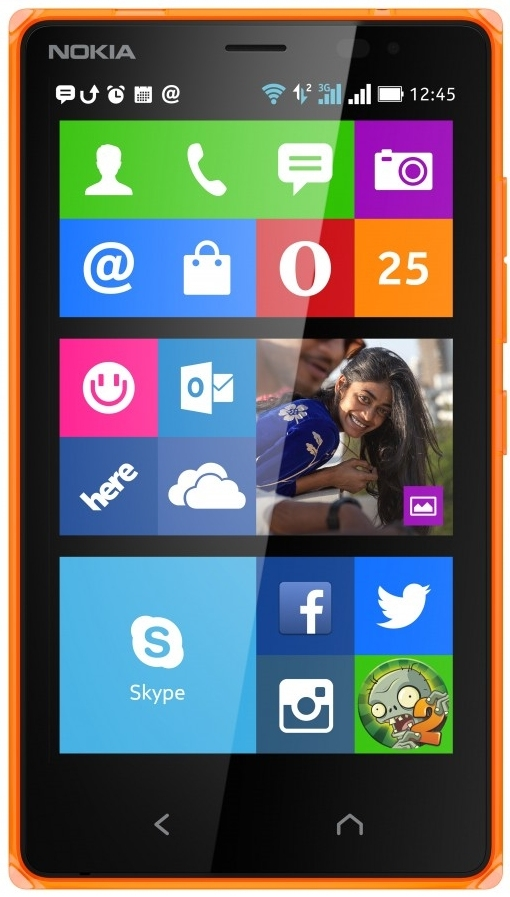 microsoft announce android-powered nokia x2 larger display dual-core cpu