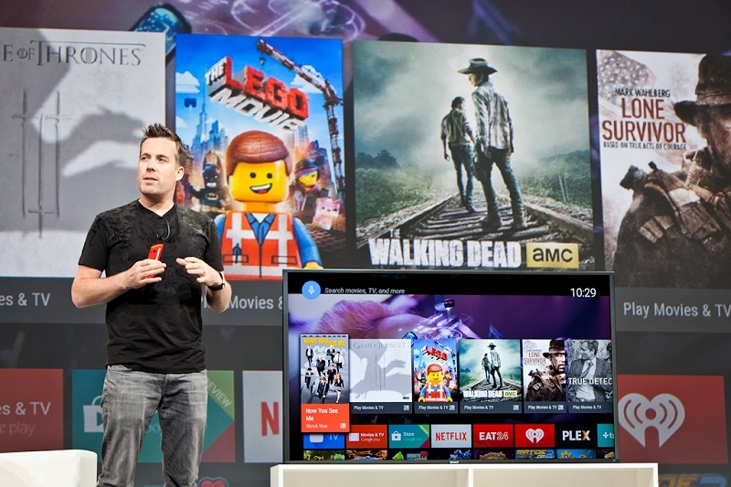 google, sony, android, razer, asus, sharp, google io, set top box, streaming media, android tv