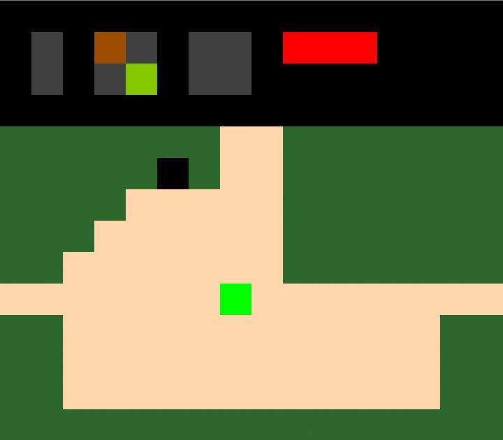 Play 'The Legend Of Zelda' With Just 16 X 14 Pixels