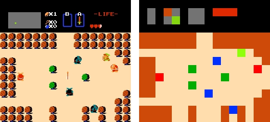 legend zelda nintendo legend of zelda 8bit blocky pixels