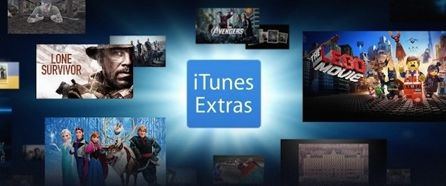 apple itunes extras mac apple tv hd movies behind-the-scenes image galleries director commentary