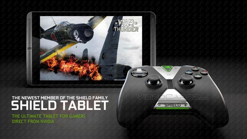 nvidia, tablet, gaming, leak, slides, nvidia shield