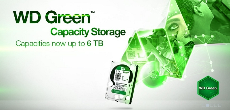 hdd, storage, ssd, western digital, hard drive, green
