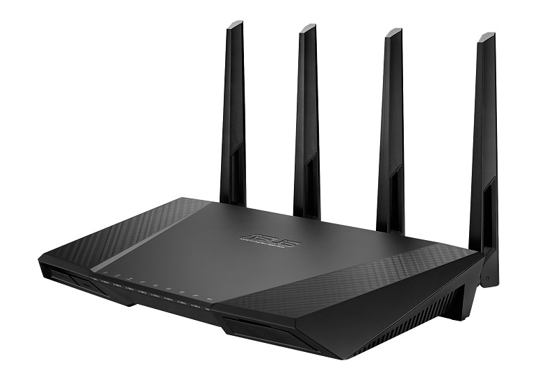 asus, router, wi-fi