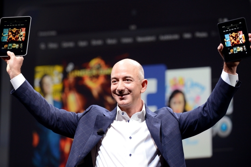 amazon, prime, earnings, jeff bezos, financials