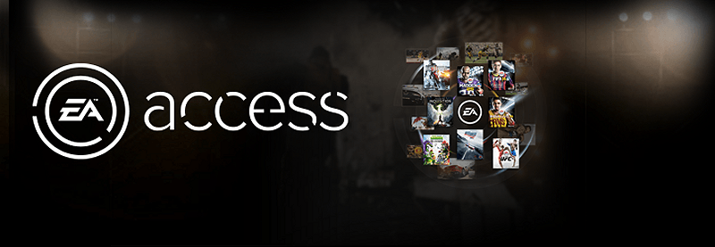 microsoft, gaming, ea, subscription model, xbox one, ea access