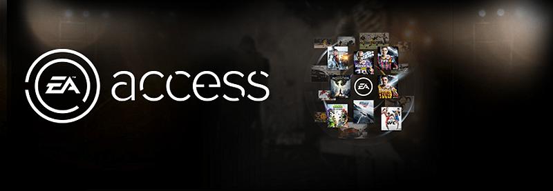 microsoft, gaming, ea, subscription model, xbox one, ea access