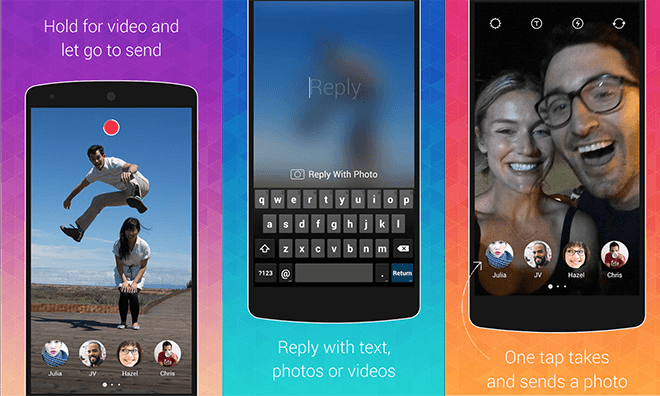 instagram snapchat bolt facebook launch competitor