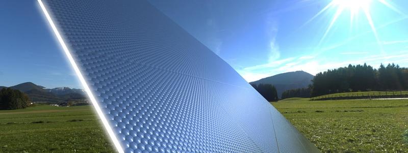 solar panel, sun