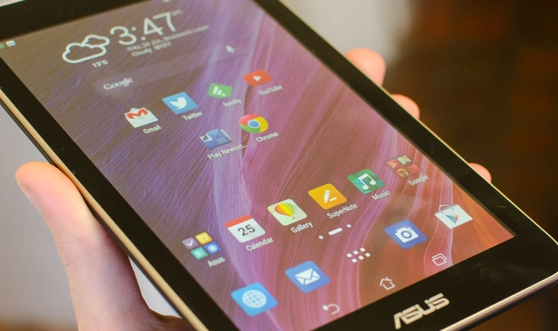 android, intel, review, asus, tablet